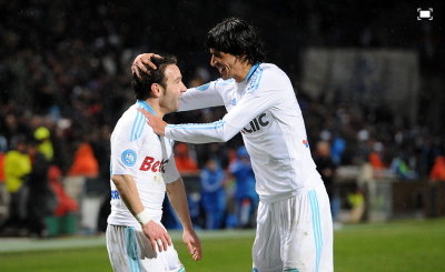 OM co-leader de Ligue 1.