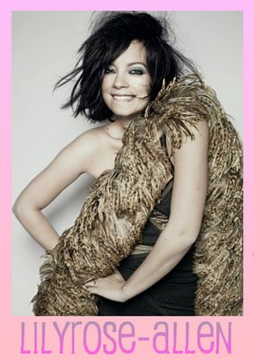 Smile, it's about Lily Allen  ♥
