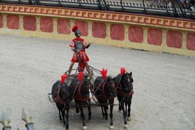 Le Puy du Fou : Les gladiateurs