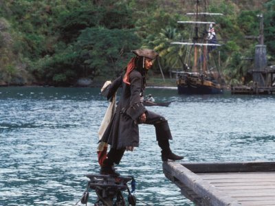 Johnny Depp toujours plus près de Pirates des Caraïbes 4 (et de Nicolas Cage)