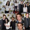 Robert Pattinson/Kristen Stewart et Taylor Lautner