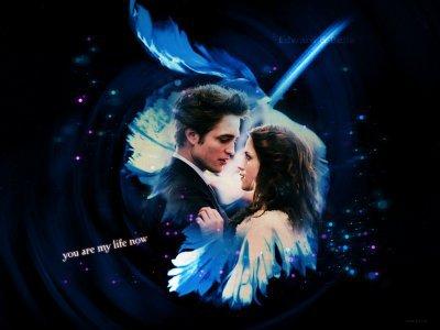 Edward Cullen et Bella Swan
