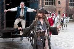 Capitaine Jack Sparrow <3