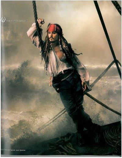 Bienvenue =)     ( Capitaine Jack Sparrow <3 <3 <3 )