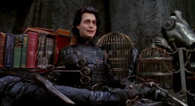 Edward aux mains d'argents