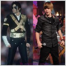 Michael Jackson ou Justin Bieber ???
