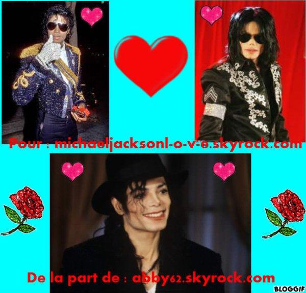 Montage MJ ♥♥♥