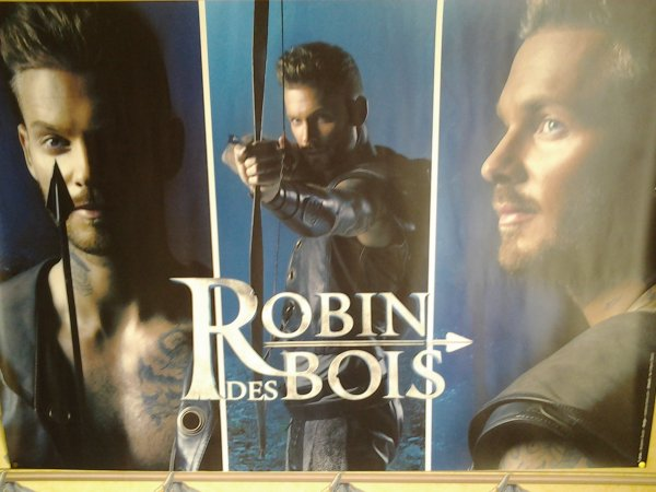 Robin Des Bois : M Pokora poster