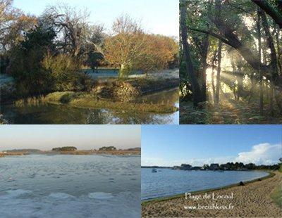 Visite et sorties dans la bretagne morbihan nature parcs jardins parc de k rav on - Jardins de bretagne a visiter ...