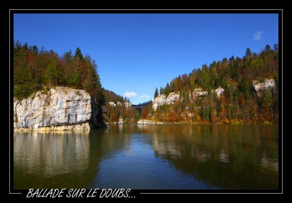 Visite de Franche Comté - Doubs
