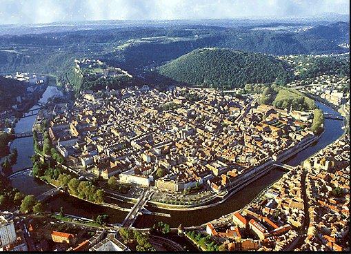 visite et sortie Franche Comté - Doubs   Patrimoine - Villes & Villages Besançon