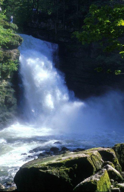 visite et sortie Franche Comté - Doubs   Nature - Sites naturels Le Saut du Doubs