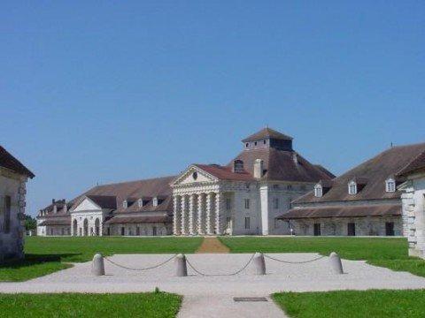 visite et sortie Franche Comté - Doubs   Découvertes - A visiter Saline Royale d'Arc et Senans