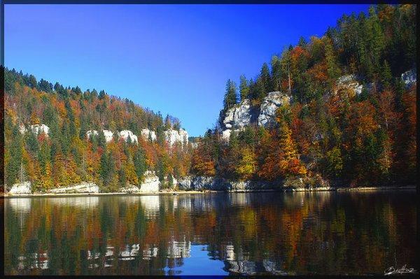 visite et sortie  Franche Comté - Doubs   Découvertes - Balades Croisière sur le Doubs