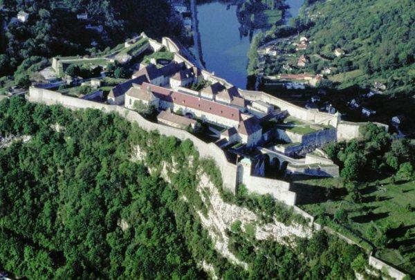 Franche Comté - Doubs   Patrimoine - Châteaux & Forts Citadelle de Besançon