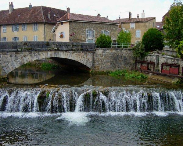 Franche Comté - Jura   Patrimoine - Villes & Villages Arbois