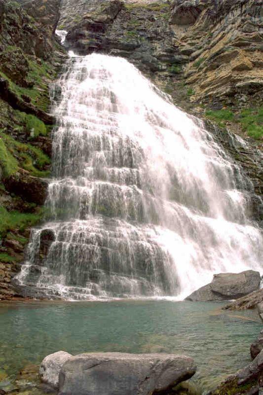 Cascade de la Queue de Cheval Franche Comté - Jura   Nature - Sites naturels