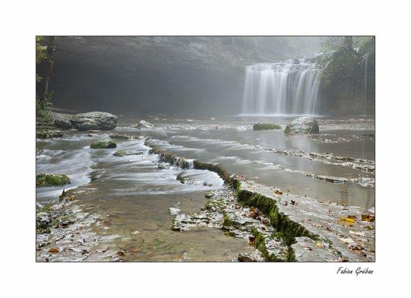 Cascades du Hérisson Jura   Nature - Sites naturels