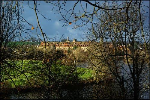 Haute Saône   Patrimoine - Villes & Villages Faverney