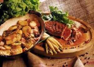 Spécialité Culinaire de l'Aquitaine La Gironde