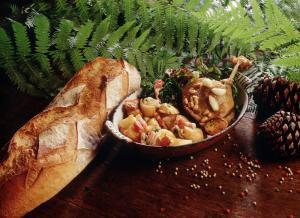 Spécialité Culinaire de l'Aquitaine les LANDES