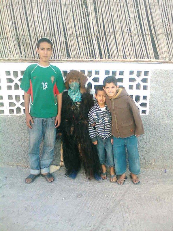 Mo1 y Mis amigos