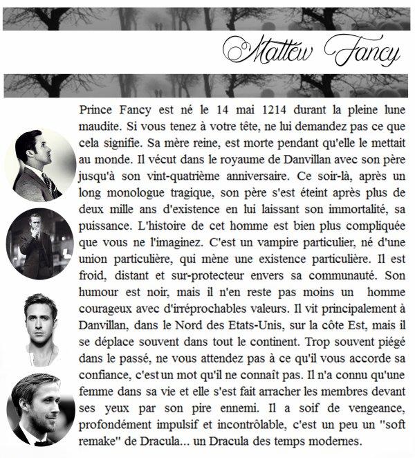 Mateew Fancy.