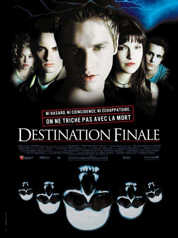 Destination Finale 5 : résumé des épisodes précédents