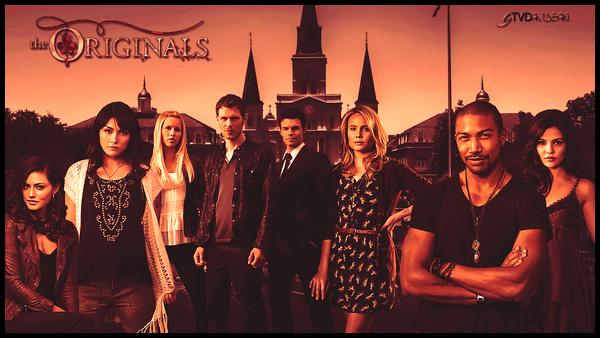 Bienvenue sur le blog de la série The Originals