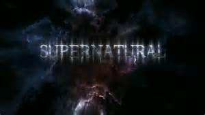 Logo de la saison 3 de Supernatural