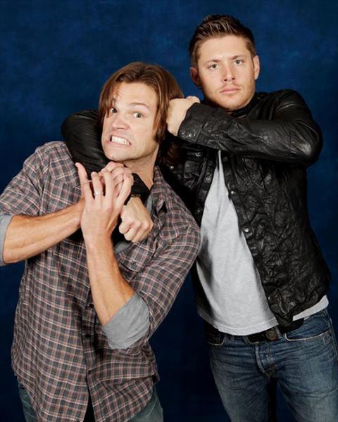 Jensen ackles et Jared Padalecki