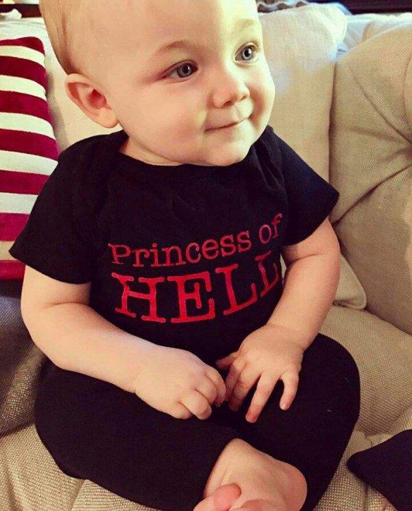 Princess of Hell !!!