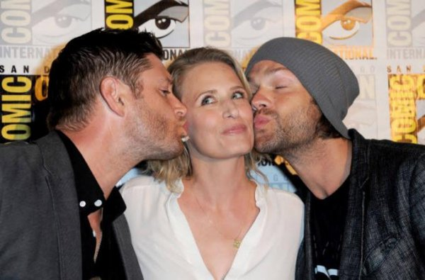 Samantha Smith et les J2