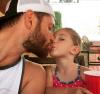 Jensen Ackles et sa fille