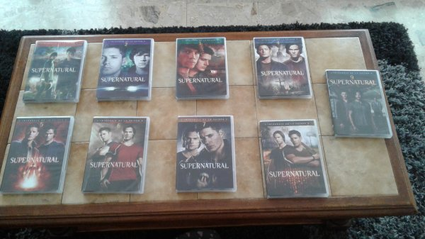 Dvd Supernatural