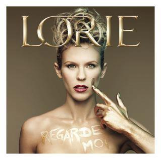 La pochette du nouvel album de Lorie