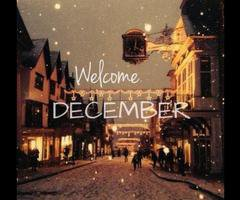 ◊ December.