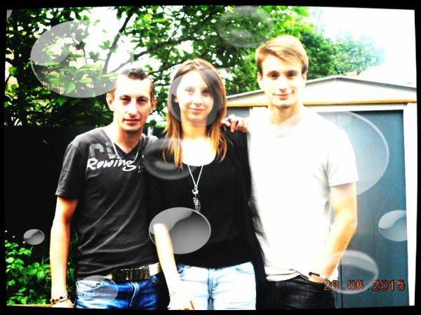 Ma famille ! :)