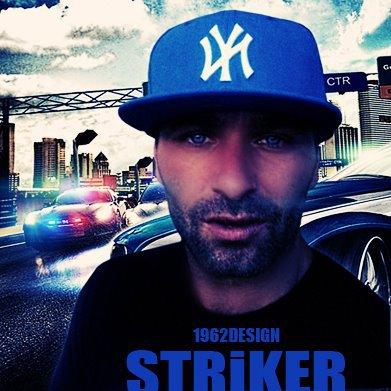 "STRIKER ""DERNIER ÉPISODE"" / STRIKER "" NEW YORK GIANTS"" (2012)"