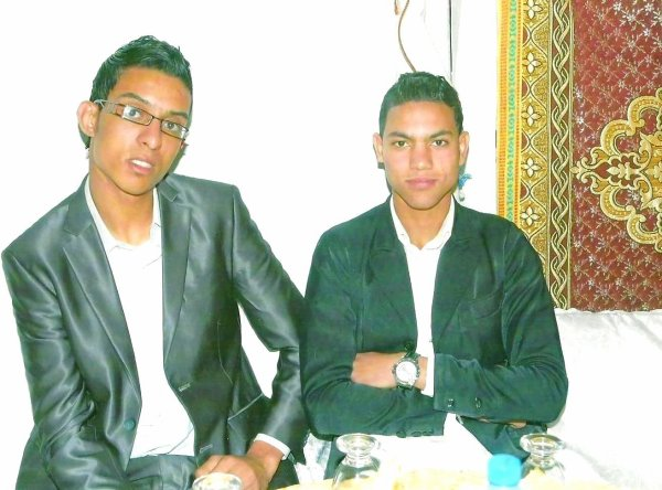 moi and mehdi