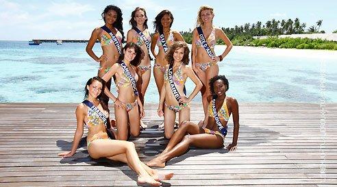 Les Miss en Bikini 2