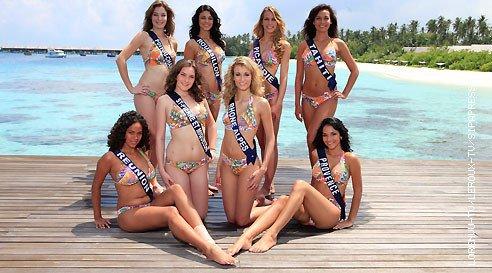 Les Miss en Bikini 4