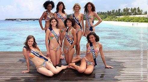 Les Miss en Bikini 3