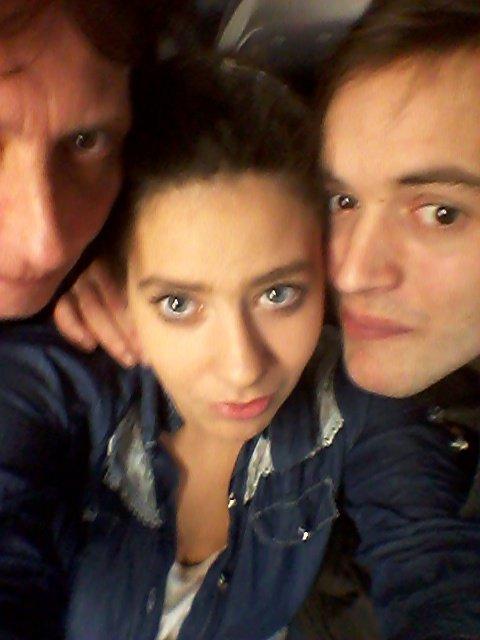 Mon frère , Christine &' Moi