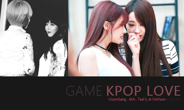 Jeu  Kpop Love
