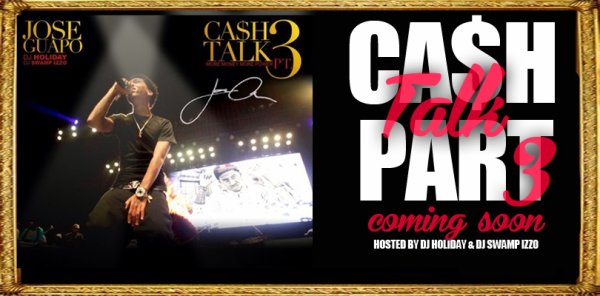 Cash Talk Part 3 Mixtape Cover