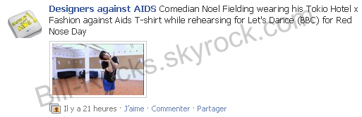 ( 5 876 ) » Facebook - Designers against AIDS.