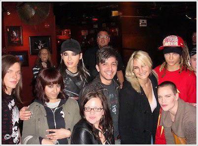 7 592 / 19.02.2008 - Meet & Greet à New York (USA).
