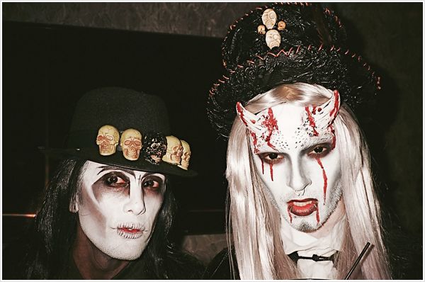 "8 280 / Treats! Magazine ""Trick or Treats! Halloween Party"", Los Angeles (USA)."
