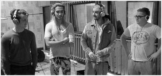 8 314 / Tokio Hotel : le nouvel album serait pour la fin de l'année.